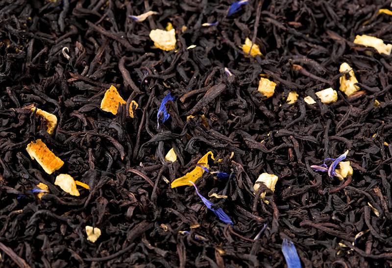 thé en vrac